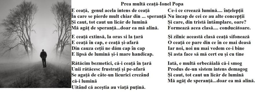 Ionel Popa-Prea multa ceata