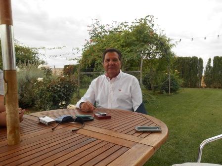 D-ul Manuel Rocas, vicepreședinte Renovalia